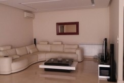Open View Furnished Apartment For Rent Or Sale In Ain Najem