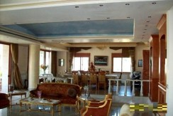 Mountain And Sea View Triplex Villa For Sale In Ballouneh