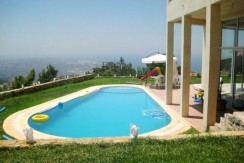Panoramic View Villa For Sale In Kennebet Broumana