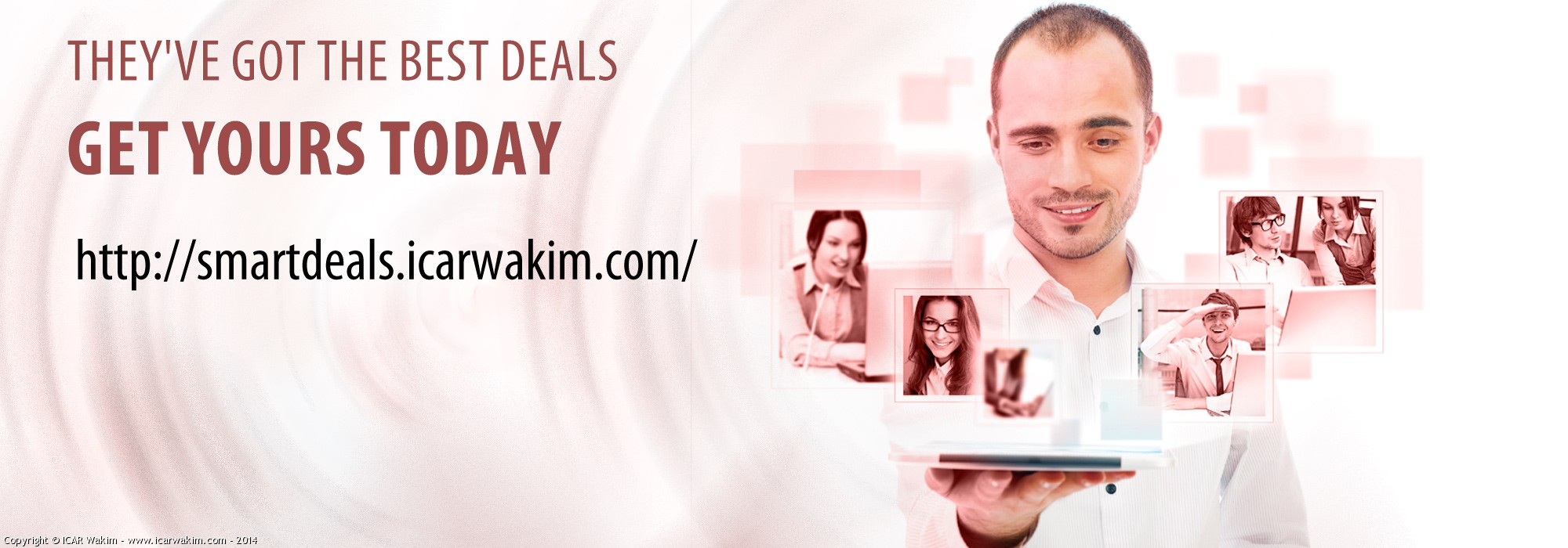 ICAR Wakim Smart Deals