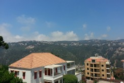 Mountain View Apartment For Rent Or For Sale In Baabdat