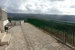 Mountain View Villa For Sale In Baabdat