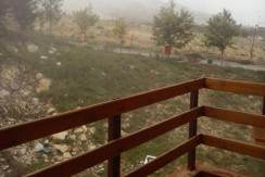 Mountain View Furnished Chalet For Rent In Ouyoun El Siman