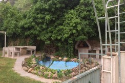Sea And Mountain View Garden Floor For Rent Or Sale In Ainab – Aley