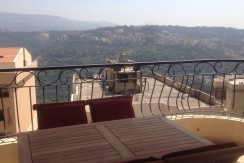 Mountain View Apartment For Sale In Mansourieh