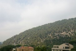 Mountain View Apartment For Sale In Jouret El Ballout