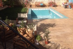 Sea And Mountain View Villa For Sale In Bikfaya