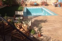 Sea And Mountain View Villa For Sale In Bikfaya