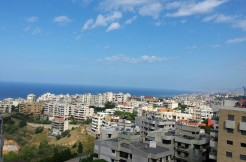 Sea And Beirut View Apartment For Sale In Fanar