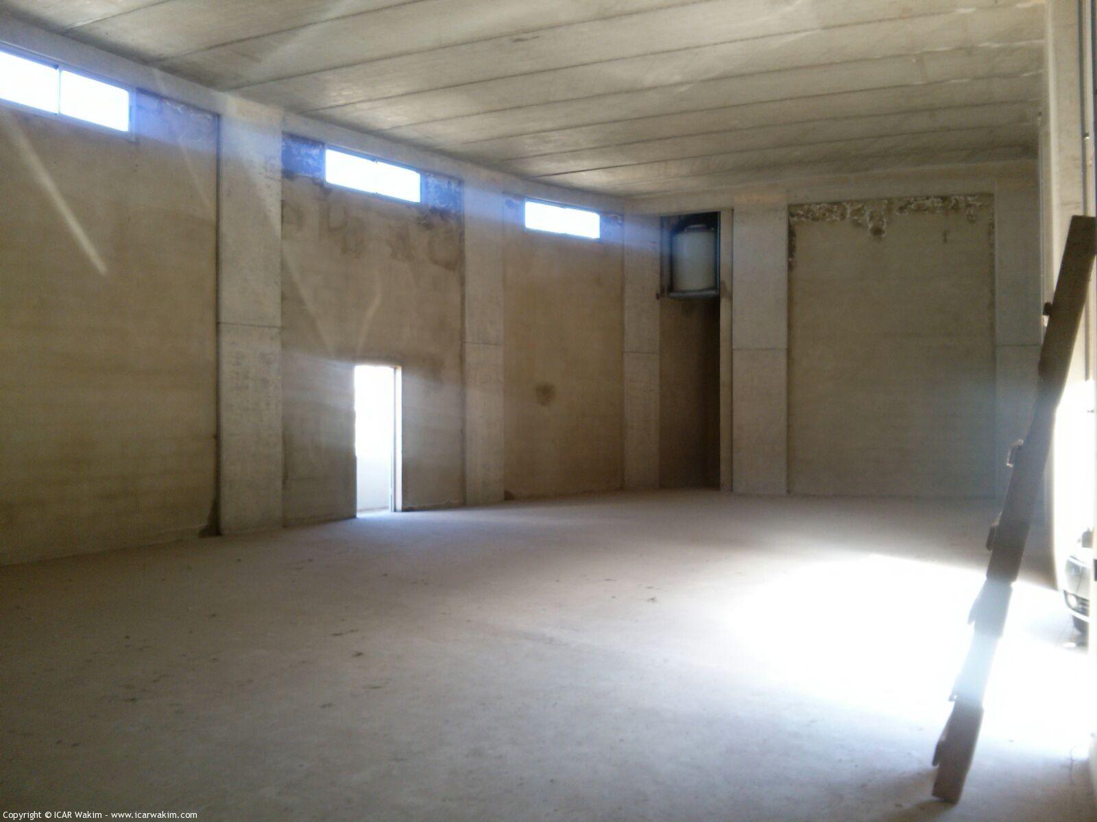 Warehouse For Rent In Nahr El Mot