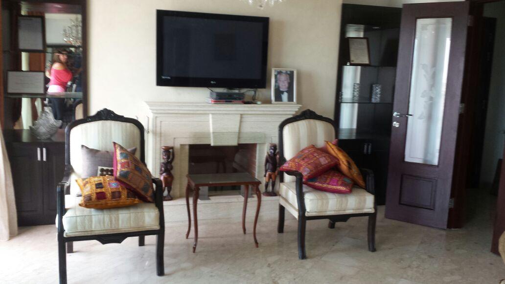 Mountain View Duplex For Rent In Jouret El Ballout