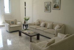 Mountain View Furnished Ground Floor For Rent In Beit Mery