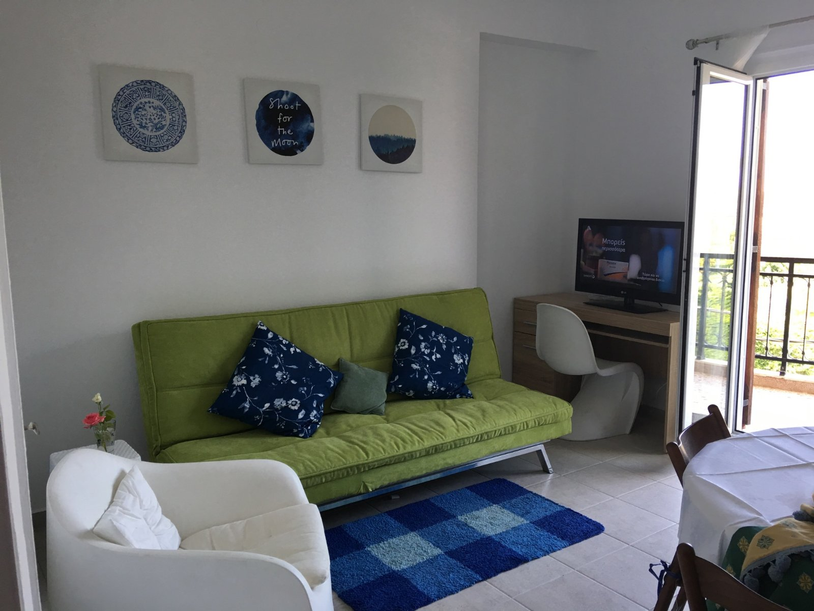 Fully Renovated Apartment For Sale In Samos Greece