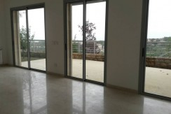 Sea View Sous Sol Apartment For Sale In Beit Misk