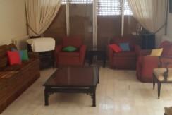 Mountain View Ground Floor For Rent In Dahr El Sawan