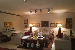 Sea View Furnished Apartment For Sale In Sahel Aalma