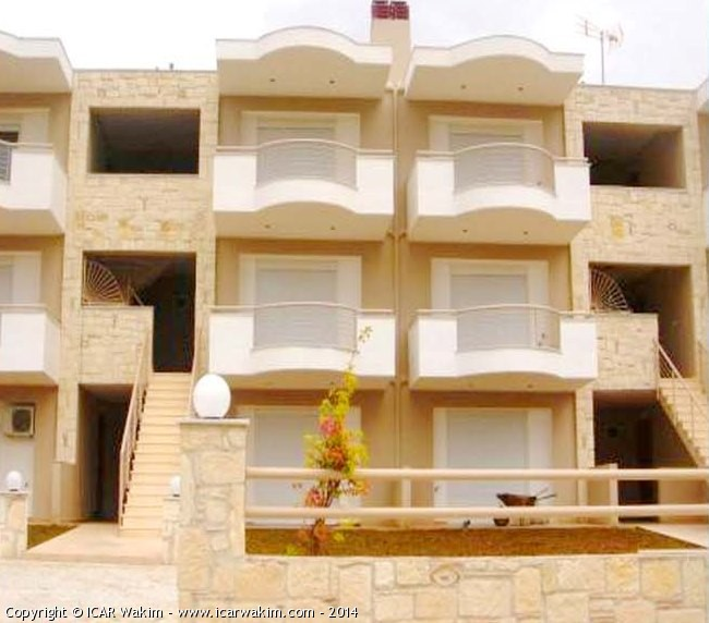 Apartment For Sale in Halkidiki