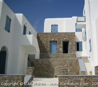 Apartment For Sale in Ano Mera, Mykonos