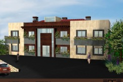 Mountain View Duplex For Sale In Baabdat