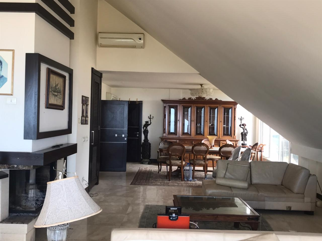 Rooftop Apartment For Rent In Ain Najem