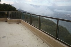 Mountain View Duplex For Sale In Dhour Choueir