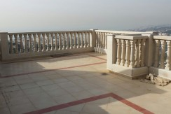 Sea View Furnished Duplex Apartment For Rent In Fanar