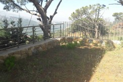 Mountain View Garden Floor For Sale In Beit Mery