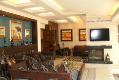 Sea And Beirut View Apartment For Sale In Ain Saadeh