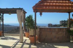 Mountain And Sea View Apartment For Rent In Monteverde