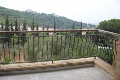 Panoramic View Apartment For Rent In Fanar