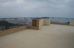 Beirut And Sea View Rooftop For Rent In Ain Saade