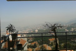 Sea View Apartment For Rent In Beit Mery