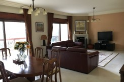 Mountain View Apartment For Rent In Broumana