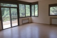 Sea And Mountain View Sous Sol For Rent In Mar Chaaya