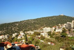 Mountain View Rooftop For Rent In Broumana