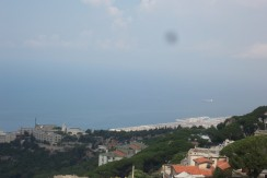 Sea And Beirut View Apartment For Sale Or For Rent In Beit Mery