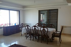 Sea And Beirut View Villa For Sale In Ain Saade