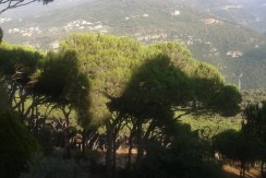 Mountain View Sous Sol Apartment For Sale In Beit Mery