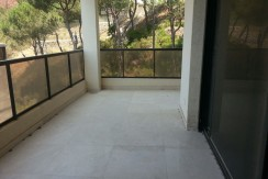 Panoramic View Apartment For Rent In Jouret El Ballout