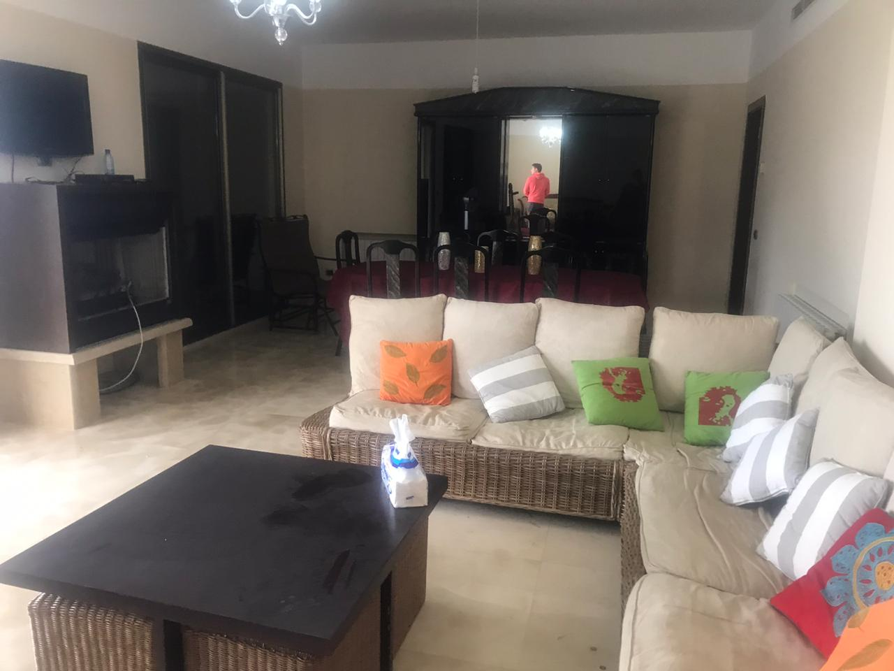 Sea View Apartment For Sale In Brouamna