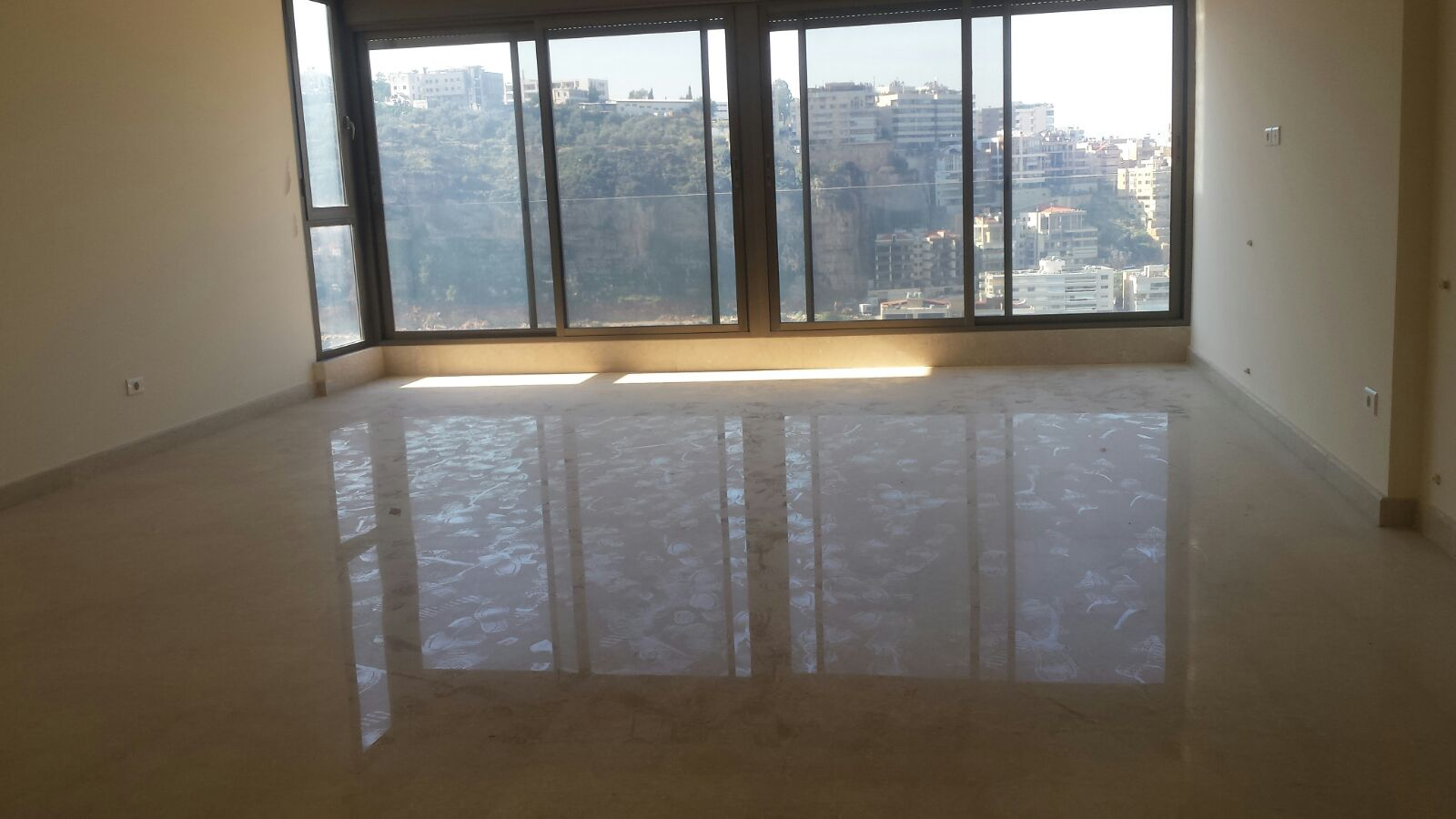 Sea And Beirut View Apartment For Sale In Mansourieh