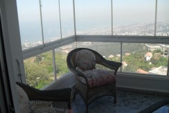 Panoramic View Furnished Apartment For Rent In Ain Saade