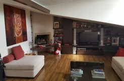 Mountain View Furnished Rooftop For Rent In Beit Mery