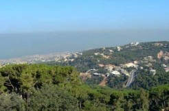 Panoramic View Sous Sol For Sale In Broumana