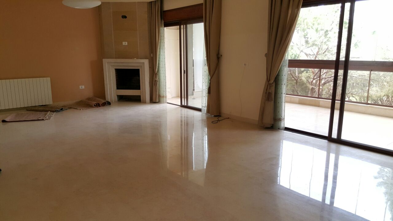 Mountain View Apartment For Sale In Broumana