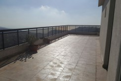 Sea And Mountain View Furnished Apartment For Rent In Mar Chaaya