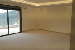Sea And Mountain View Duplex For Sale In Mar Chaaya