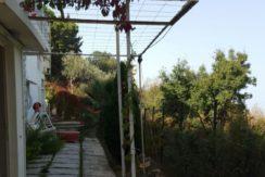 Sea And Beirut View Garden Floor For Rent In Beit Mery