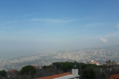 Mountain And Sea View Building For Sale In Bikfaya – Naas