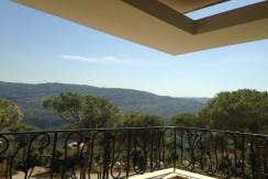 Mountain View Villa For Sale In Baabdat